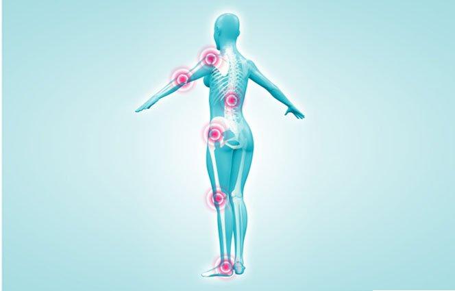 Болезни суставов: симптомы, причины, лечение человека