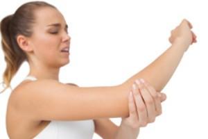 Причины, симптомы и лечение защемления нерва в локтевом суставе