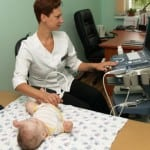 УЗИ новорожденным и детям