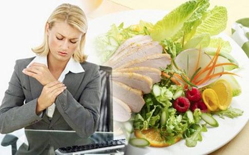 продукты при артрите и артрозе суставов