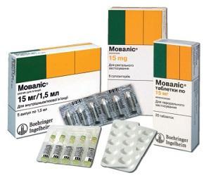 Сильные обезболивающие таблетки при суставных болях