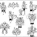 Упражнения при артрите плечевого сустава.
