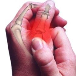 ушиб сустава пальца лечение народными средствами