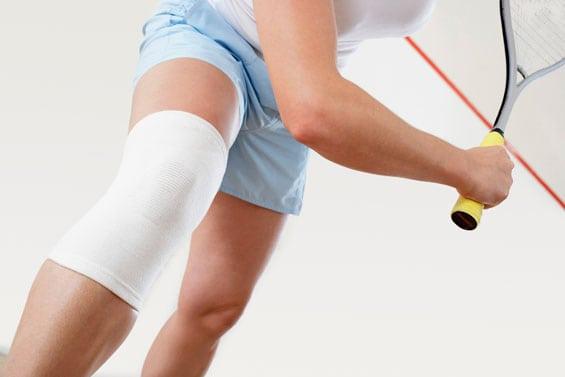 как рассосать рубец после травмы голеностопного сустава
