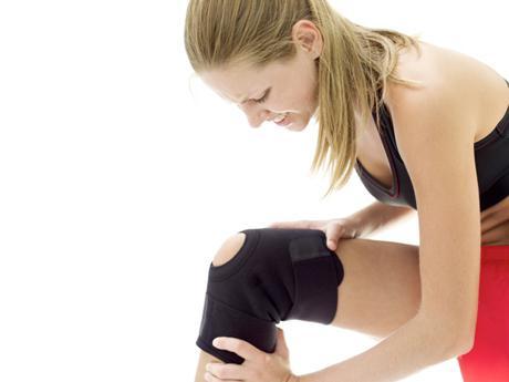 Чем лечить колено когда болит