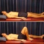 упражнения при бурсите колена