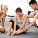 как разработать голеностопный сустав