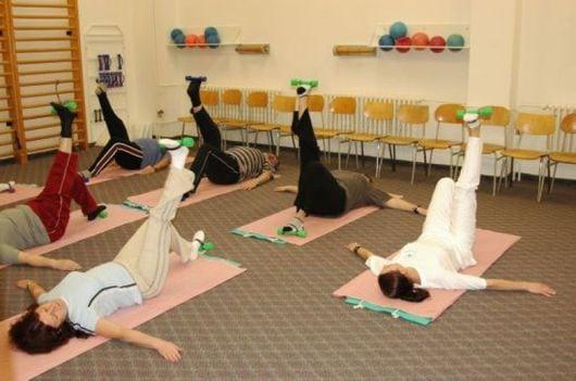 гимнастика для суставов при артрозе фото