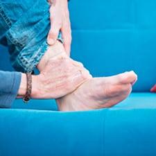 голеностопный артроз лечение