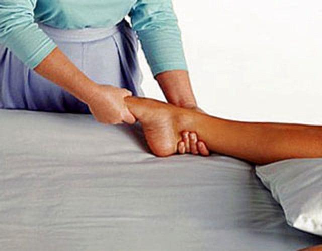 Артроз голеностопного сустава: симптомы, лечение, фото