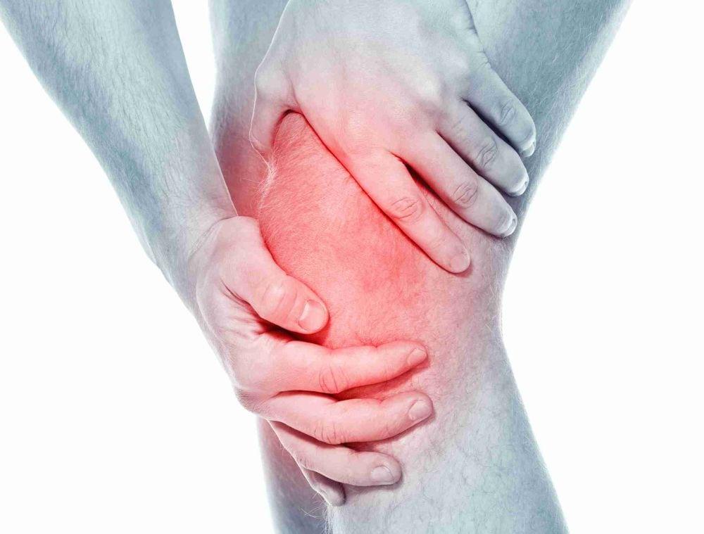 Шип в коленном суставе
