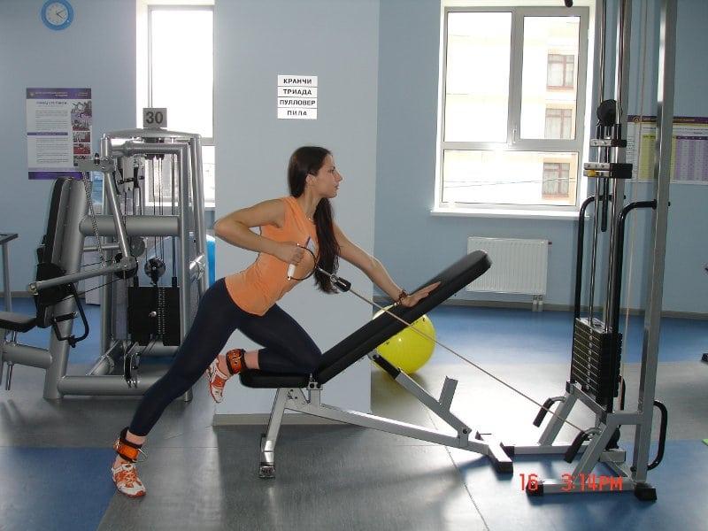 Бубновский упражнения от артроза в домашних условиях 667