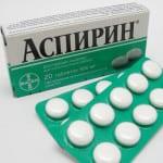 аспирин при подагре