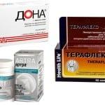 Лекарства хондропротекторы