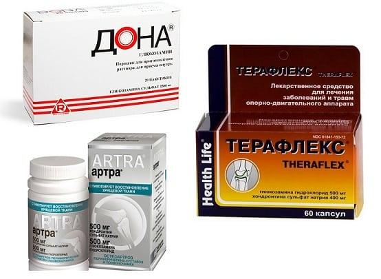 Лекарство от артроза суставов: лечение таблетками