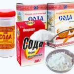 пищевая сода для суставов