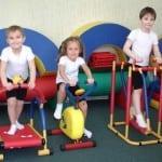 детские тренажеры