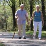 обязательные пешие прогулки после операции на коленном суставе