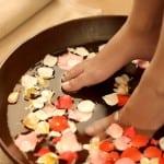 пяточная шпора ванночки