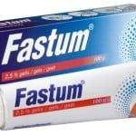 Препарат Фастум