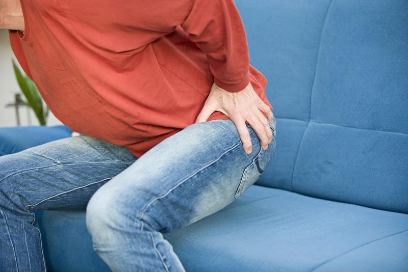 Боль в тазобедренном суставе и онемение ноги