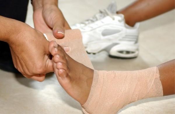 Лечение суставовКрузартроз голеностопного сустава